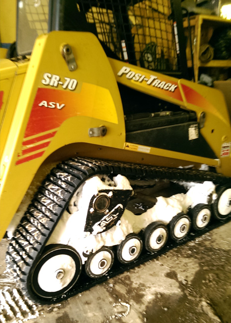 skid steer rental services