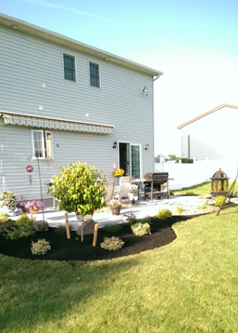 landscaping in western new york