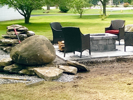 stone patios lockport