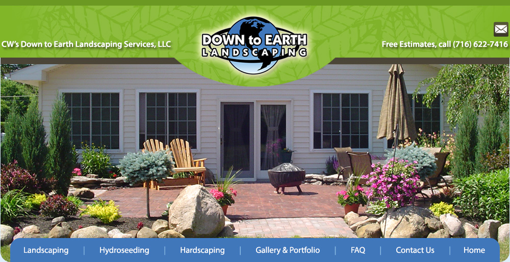 Landscaping business Lockport NY - Weekly Lawn Maintenance Services, Lockport & WNY Lawn Care