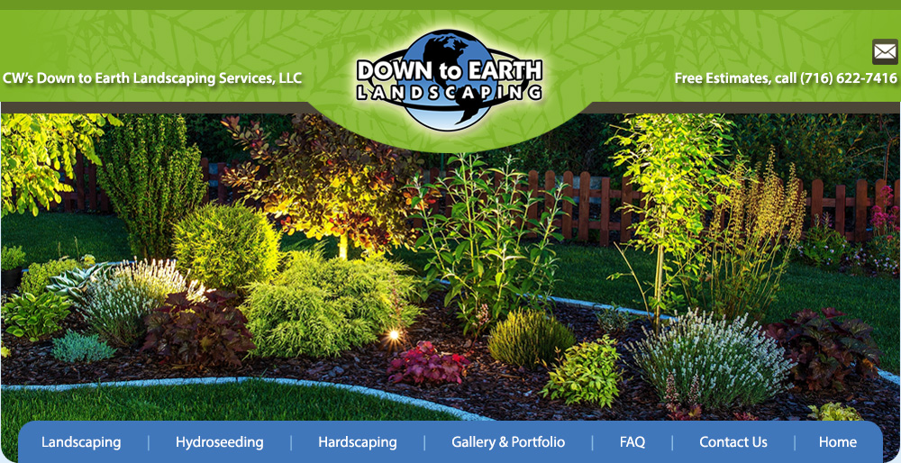 Landscaping company Lockport